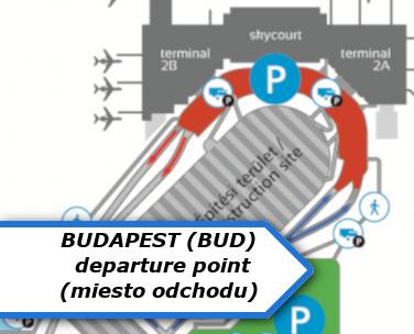 Taxi Shuttle Transfer Košice